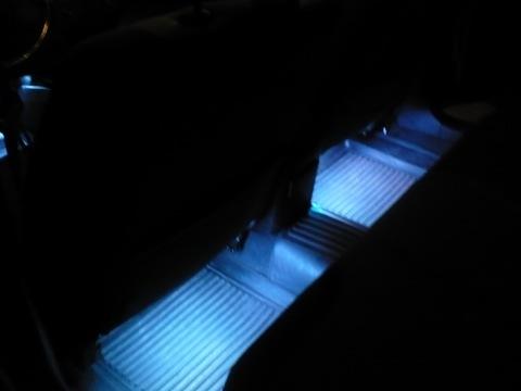 Подсветка ног лансер 10 своими руками 37