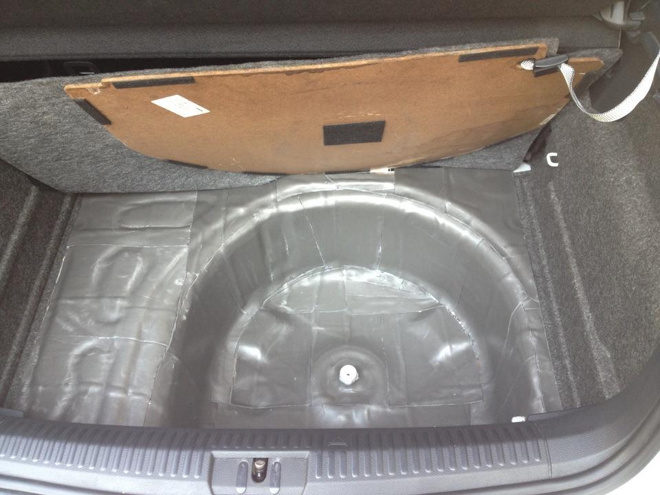 Какую шумоизоляцию на крышу автомобиля