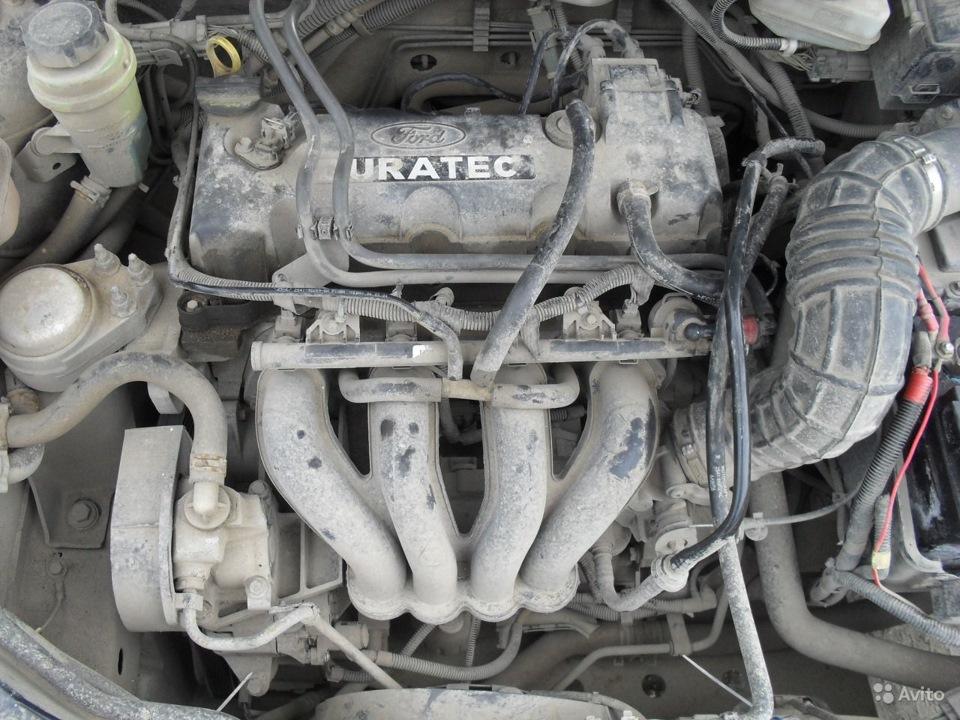 Схема соединения системы управления двигателем Форд Фокус 2