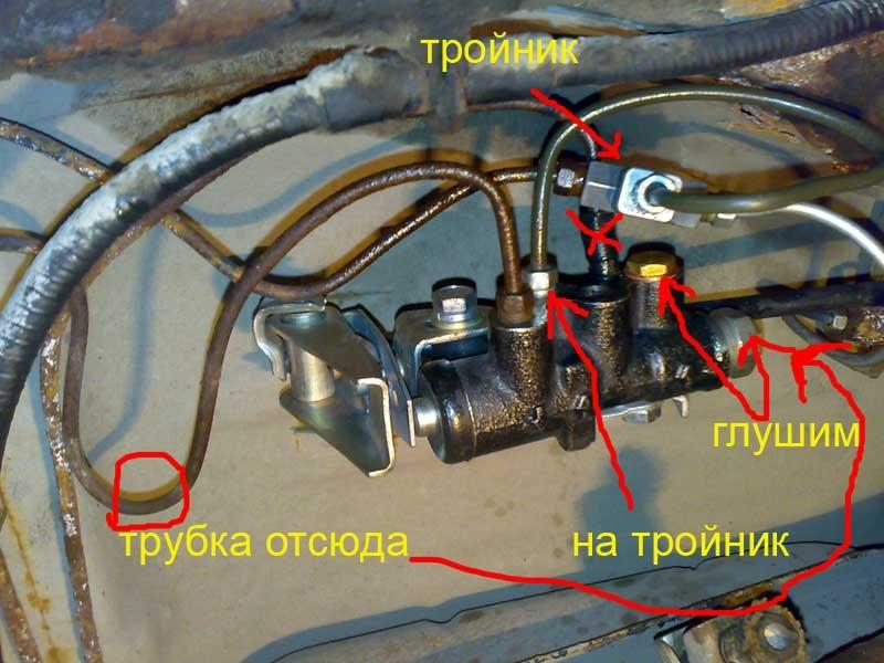 Детали для ВАЗ 2110 тюнинг