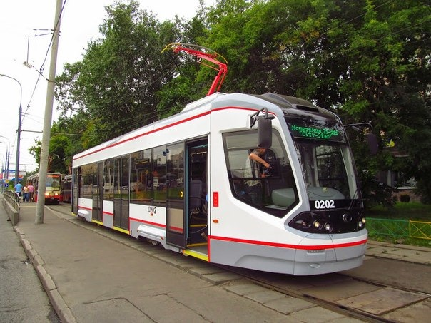 фото трамвай витязь