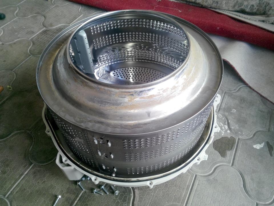 Ремонт стиральной машины лджи замена подшипников - Как заменить сальник и подшипники на стиральной машине LG