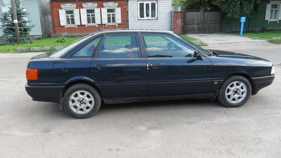 AUTO.RIA – Продажа Ауди 80 бу: купить Audi 80 в Украине