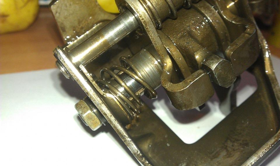Устройство рулевого механизма ваз-2114