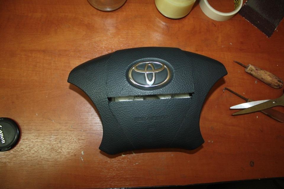 стрельнутые airbag на chevrolet cruze
