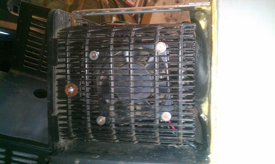 Термоэлектрический авто-холодильник waeco myfridge mf-05-12/230
