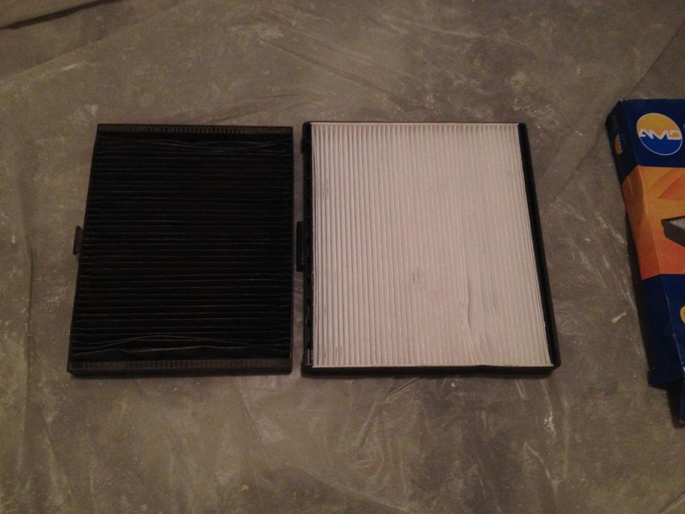 hyundai avante воздушный фильтр