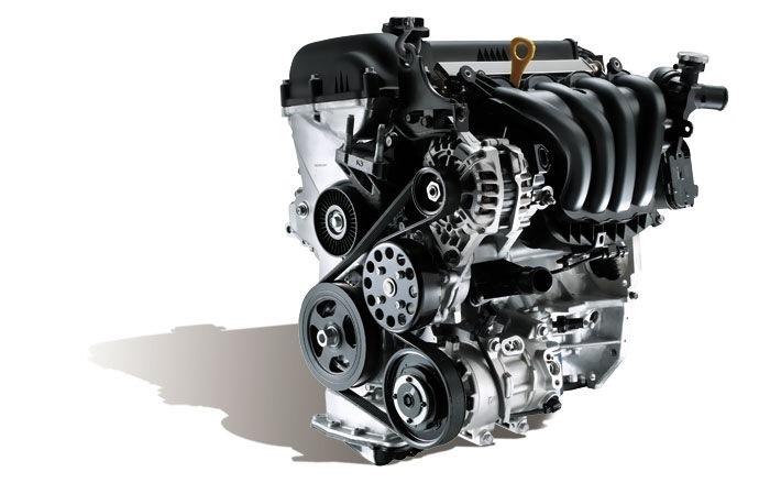 как узнать какой двигатель на киа рио 1.4 или 1.6