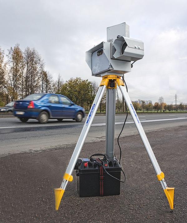 Антирадар камеры видеофиксации