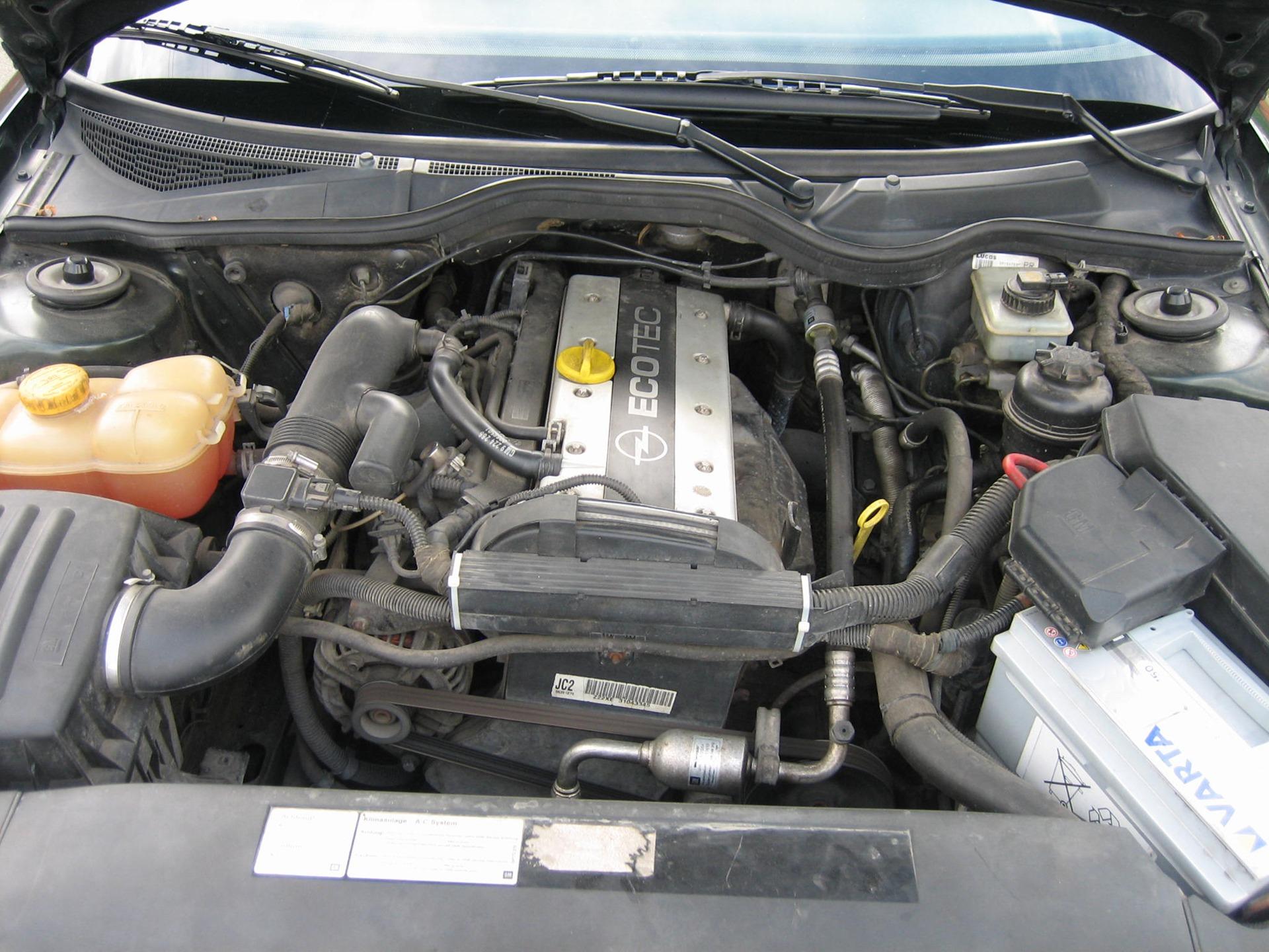 ремонт двигателя на опель омега б х20хев
