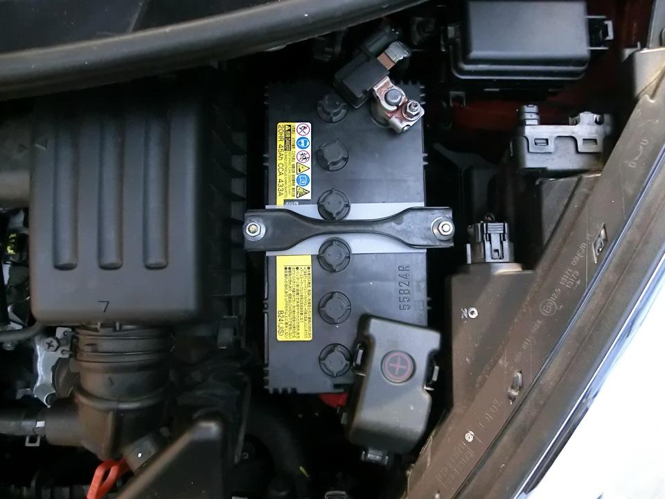 аккумулятор для киа пиканто 2012