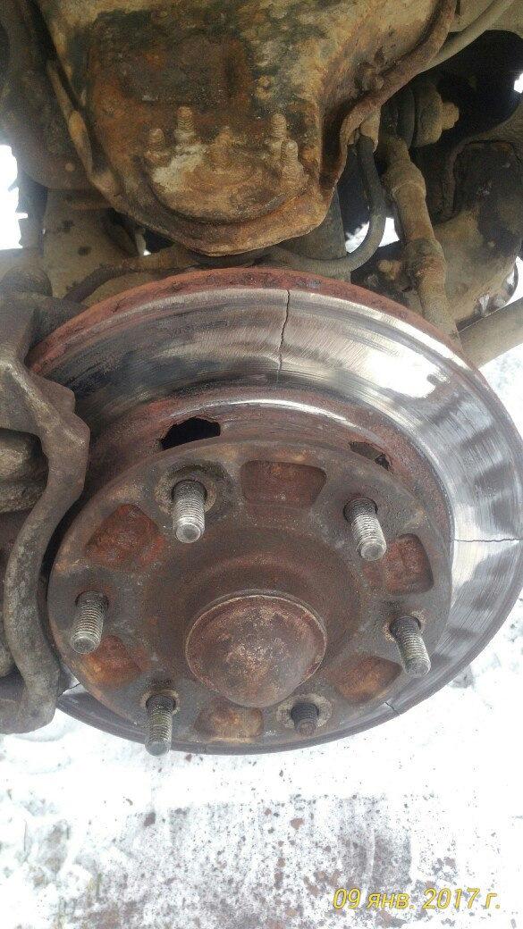 тормозные диски на шевроле блейзер елабуга