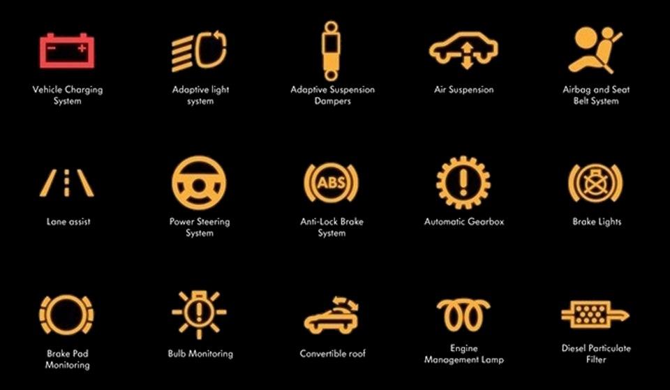 знаки неисправности автомобиля skoda