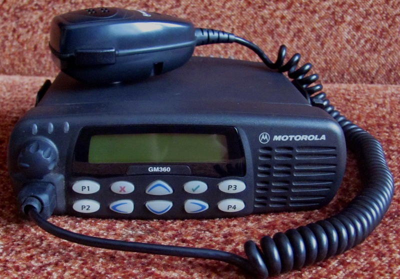 Радиостанция Motorola GM360: тех. характеристики