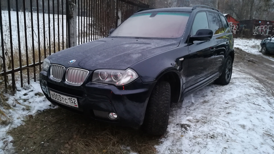 BMW X3 limited sport edition | DRIVE2