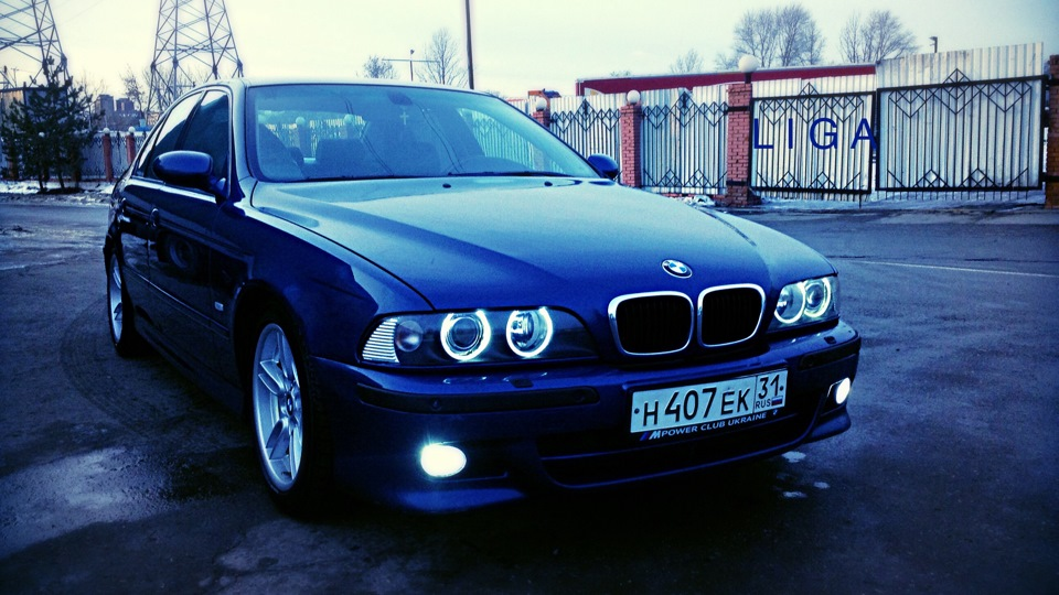 mpower bmw 5 series - photo #2