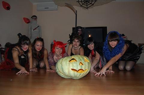 Хэллоуин моей мечты!