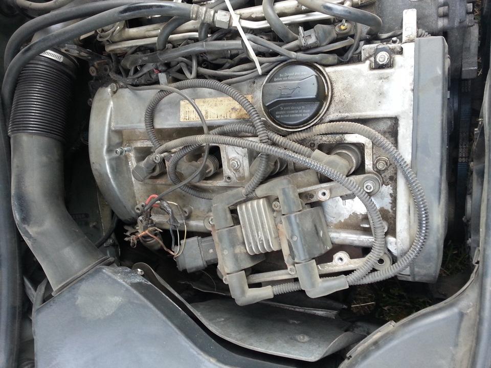 двигатель audi 1.8 adr посмотреть