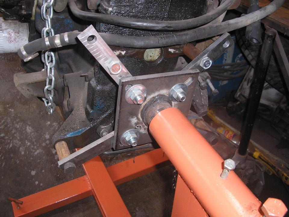Приспособления для ремонта двигателей своими руками