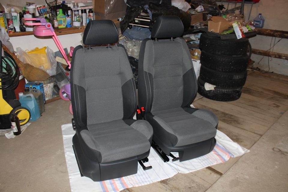 сиденье от skoda