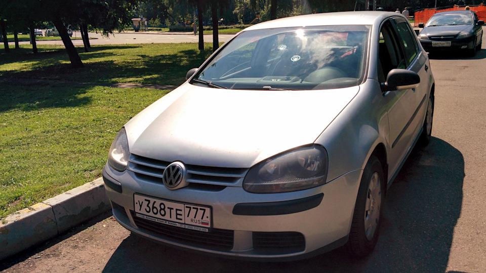 Пропуски зажигания и тряска двигателя BSE — Volkswagen Golf