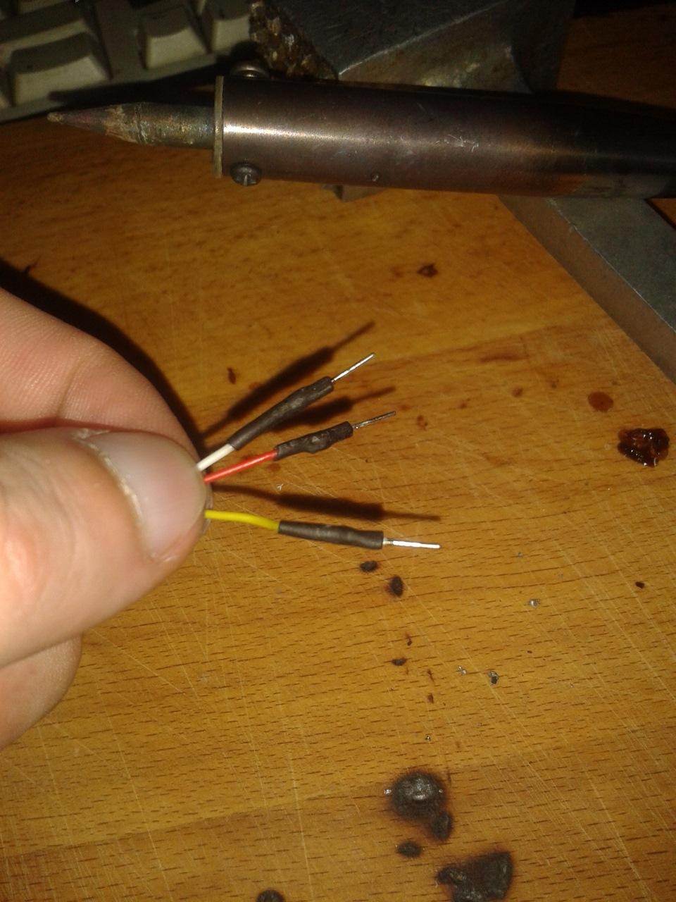 AUX кабель для автомагнитолы
