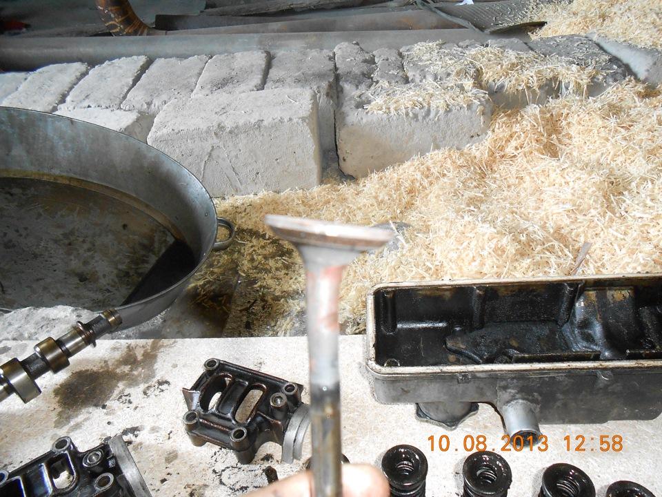 Сколько стоит ремонт головки ваз 2109