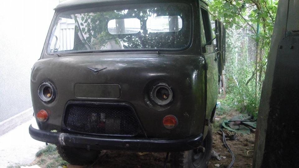 УАЗ 3303.