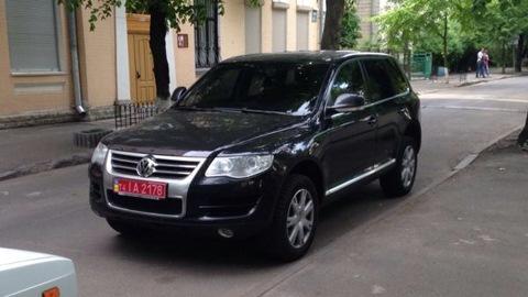 volkswagen touareg трехлитровый