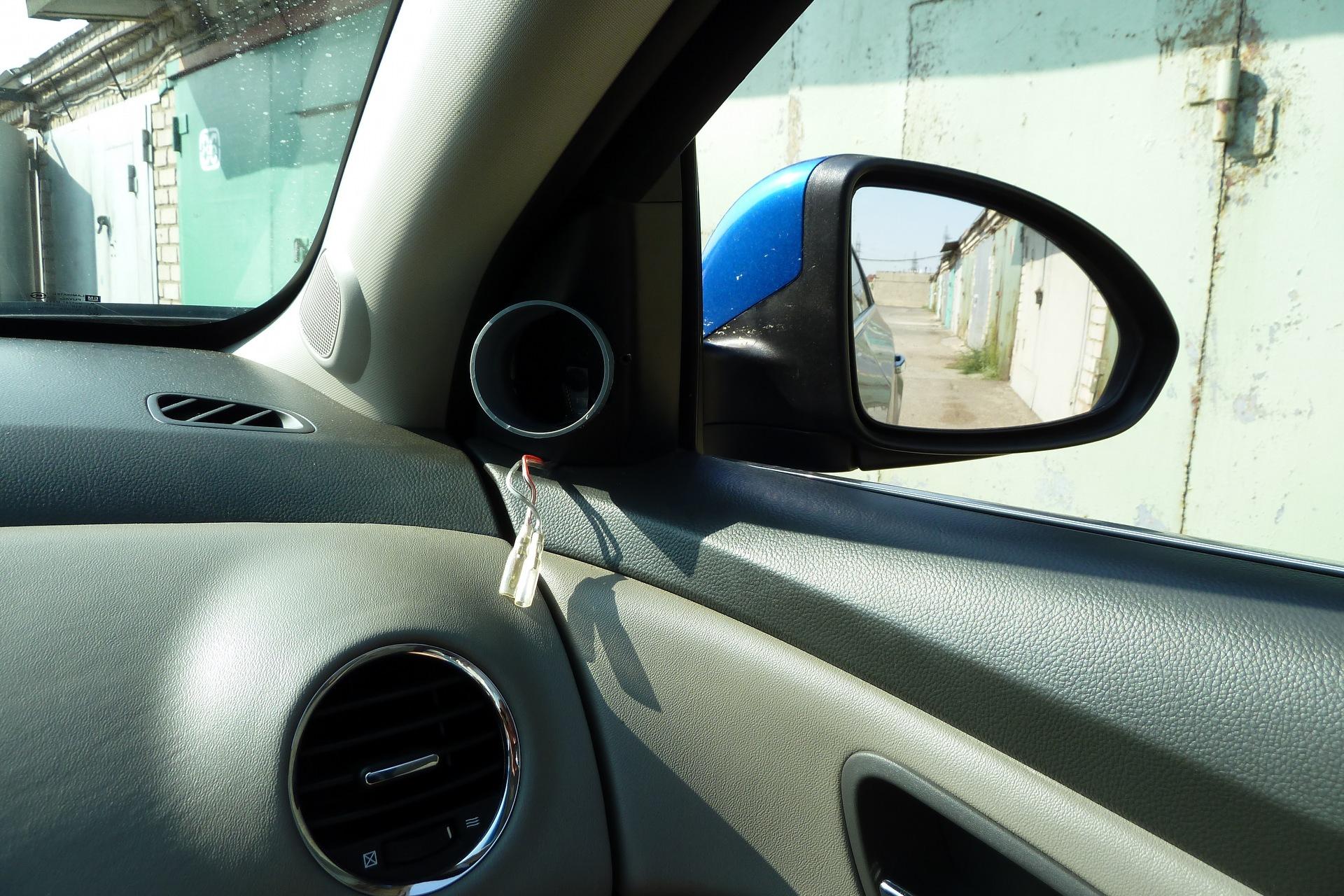Установка твитера в авто своими руками 175