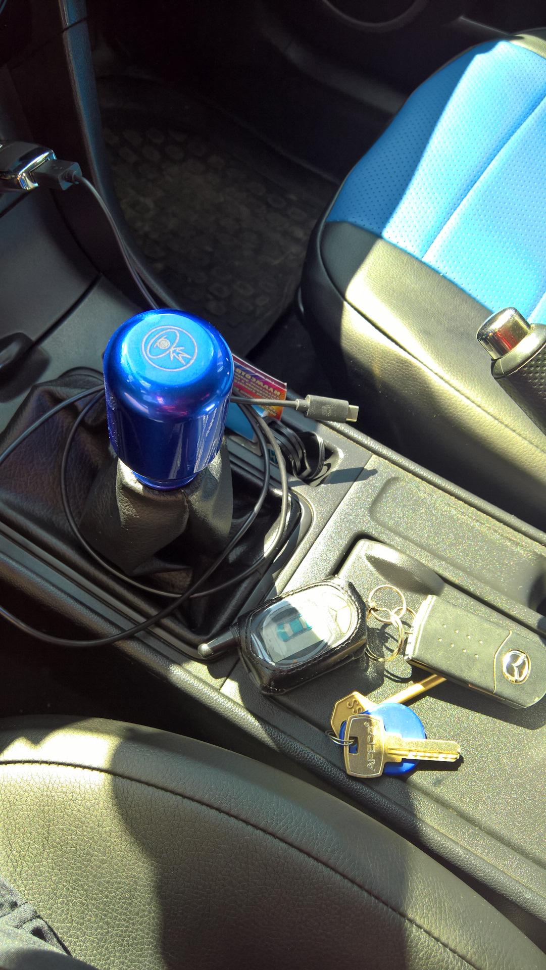Ручка КПП от Zero custom shift knob — бортжурнал Mazda 3 1 6