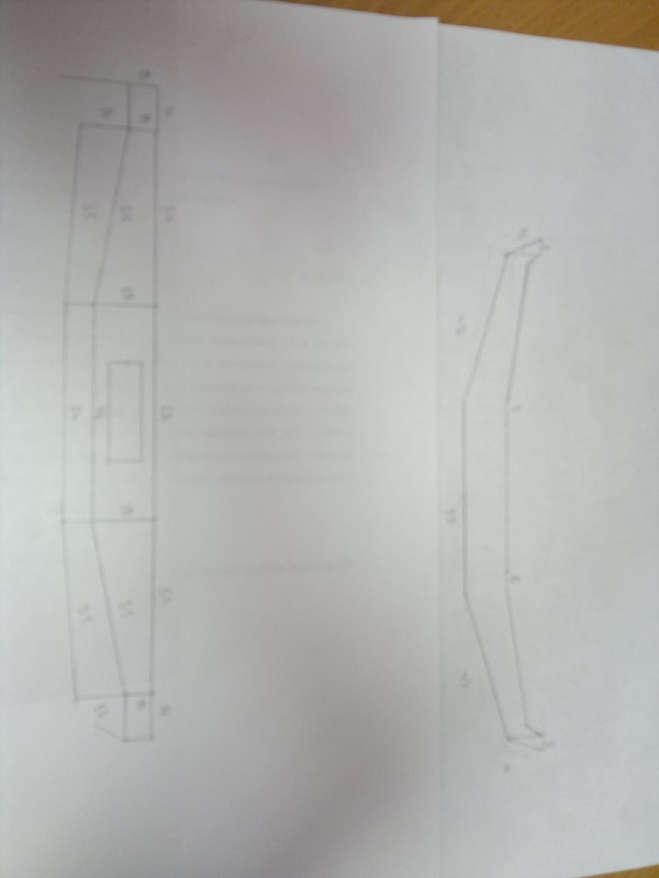 Ремонт пластикового бампера своими руками 47