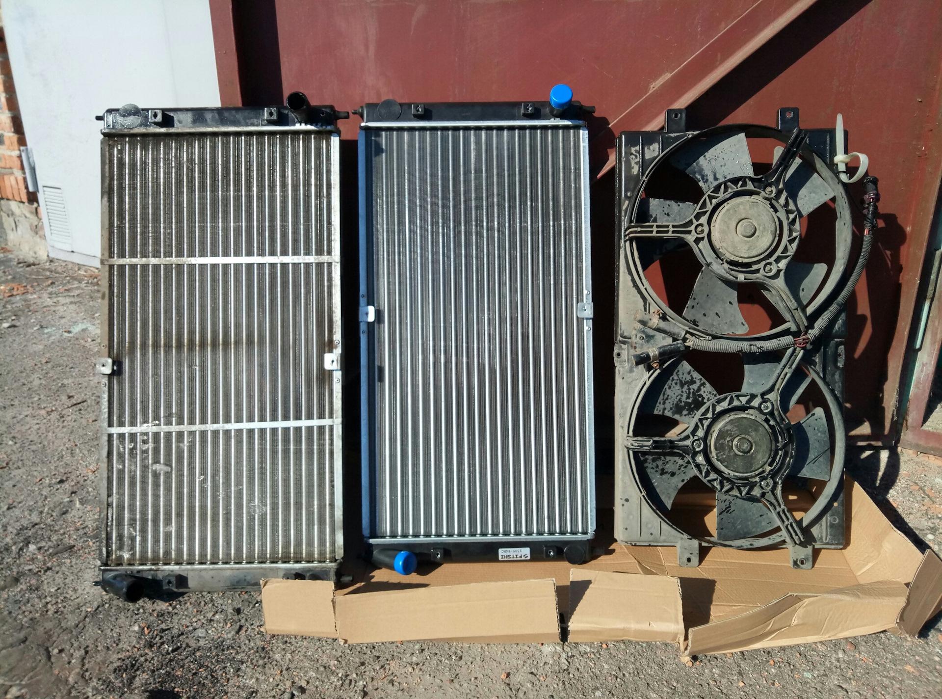 Как заменить радиатор охлаждения на чери амулет карельские обереги и амулеты