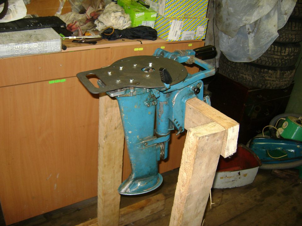 чехол для мотора ветерок 8