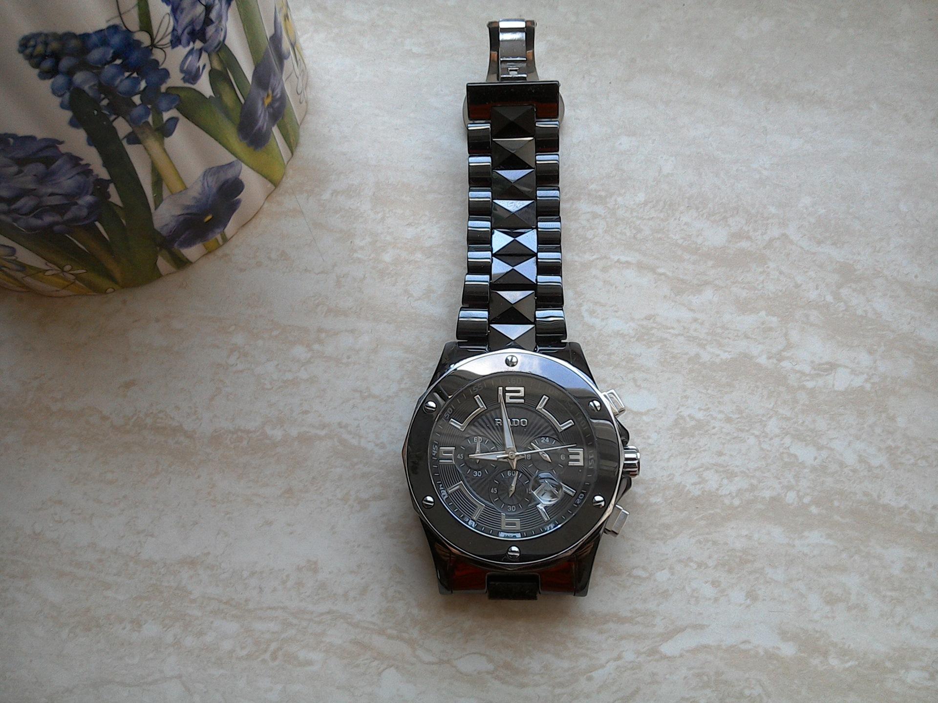 1ec370dd0f46 Года три назад купил на Дубровке часы керамические, до сих не нарадуюсь.  Теперь дед просит ему такие купить — не могу нигде в интернете найти.