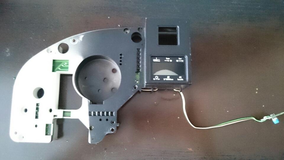 дисплей бк audi 80 ремонт