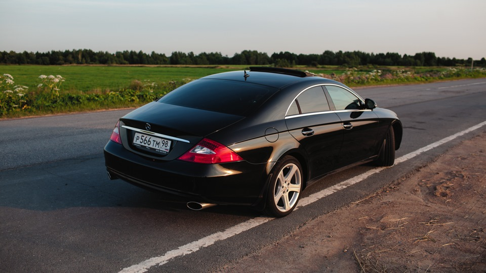 Mercedes benz cls 350 drive2 for Mercedes benz cls 250 price