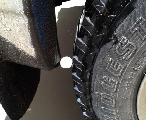 размер колес на т4 фольксваген