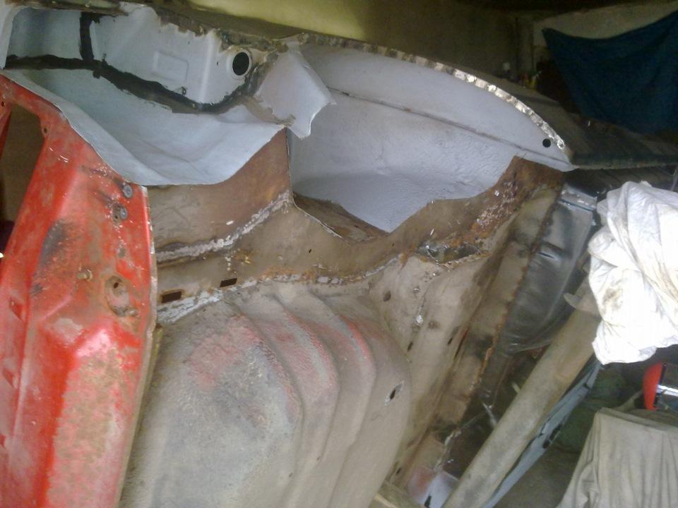 bd72318s 960 - Лонжерон ваз 2109 - ремонт, замена