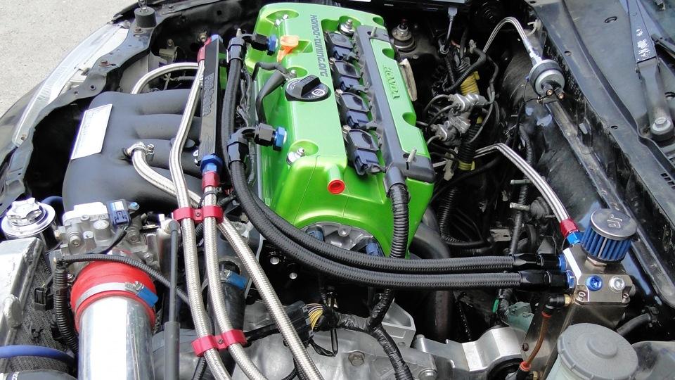 Двигателя honda k24