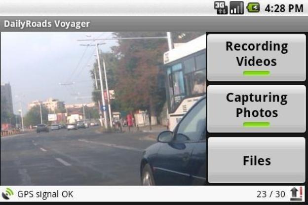 Видеорегистратор для смартфона андроид