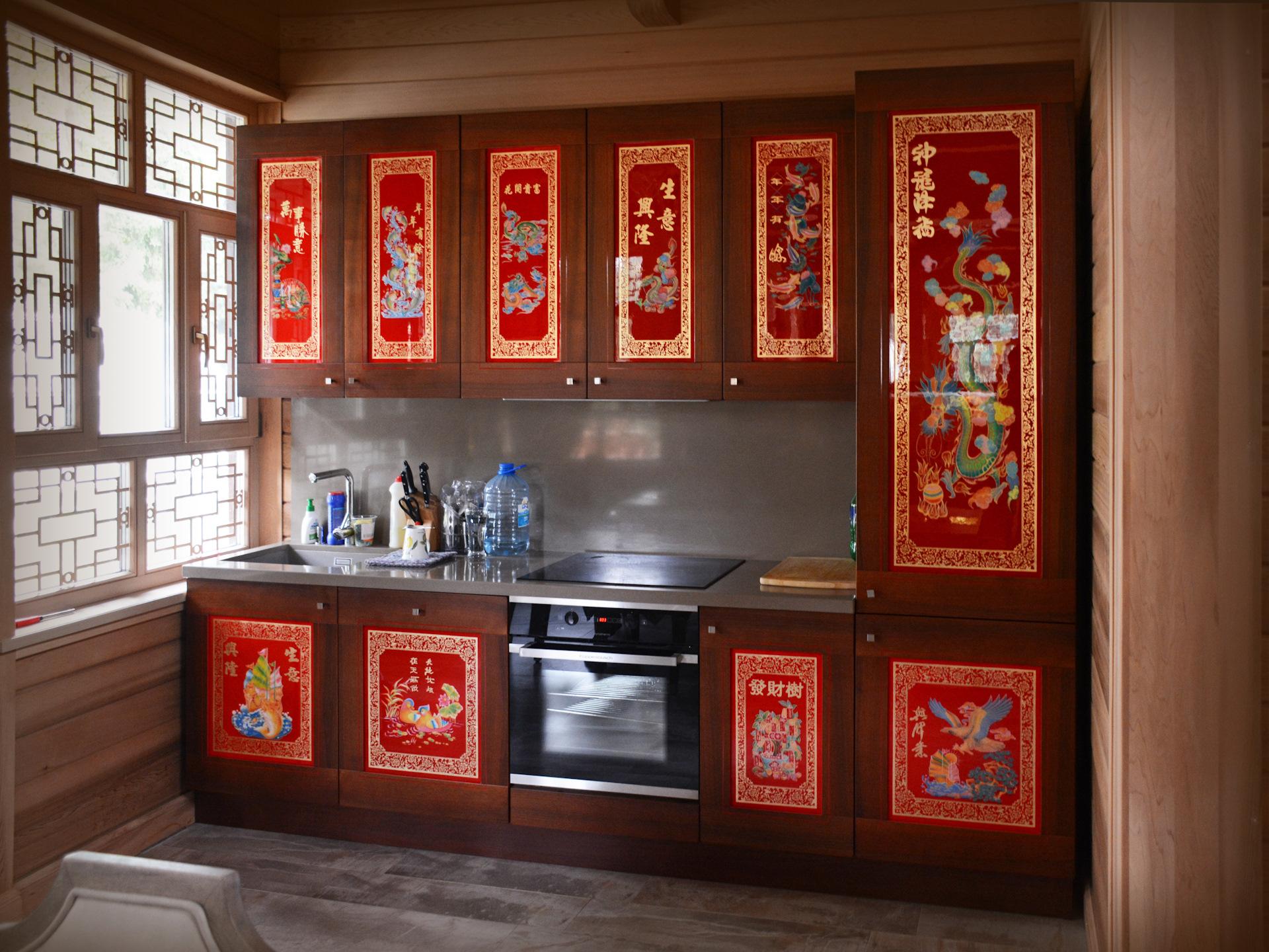 поделки для кухни в китайском стиле фото мальчику хочется