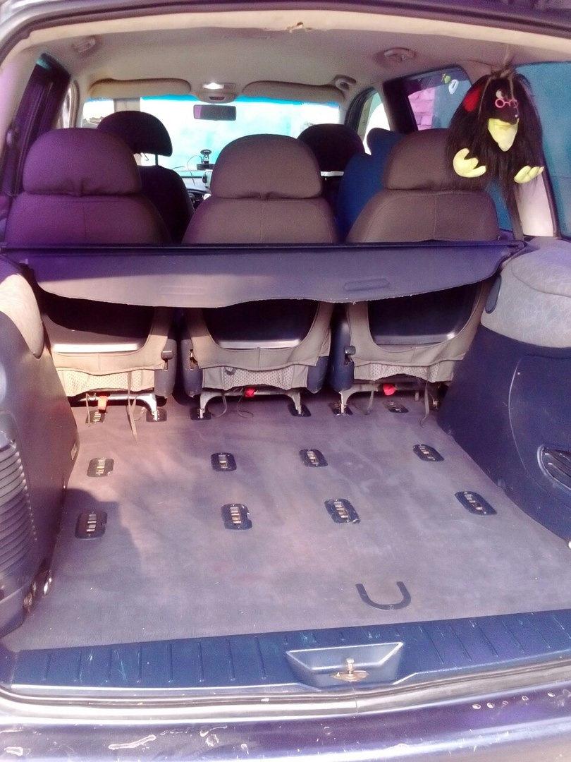 шторка багажника ford galaxy