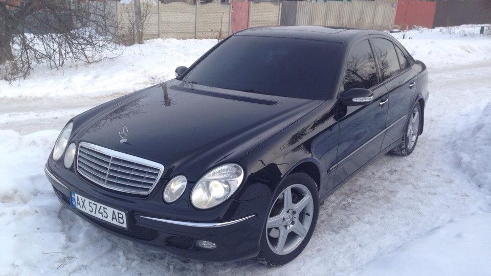 Mercedes benz e class 320 4matic drive2 for Mercedes benz e class 320