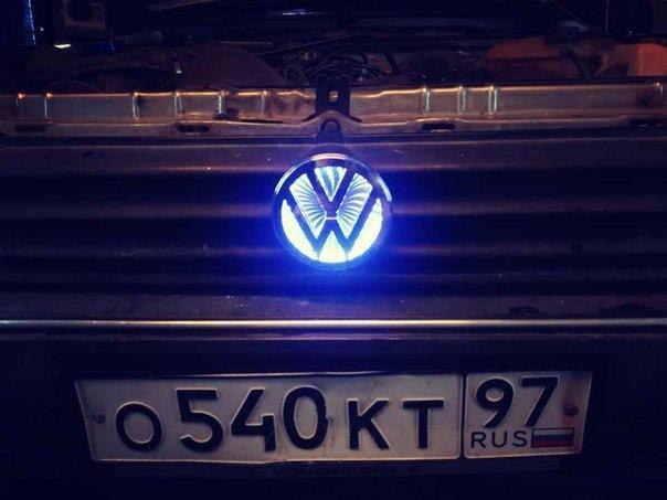 volkswagen значок: