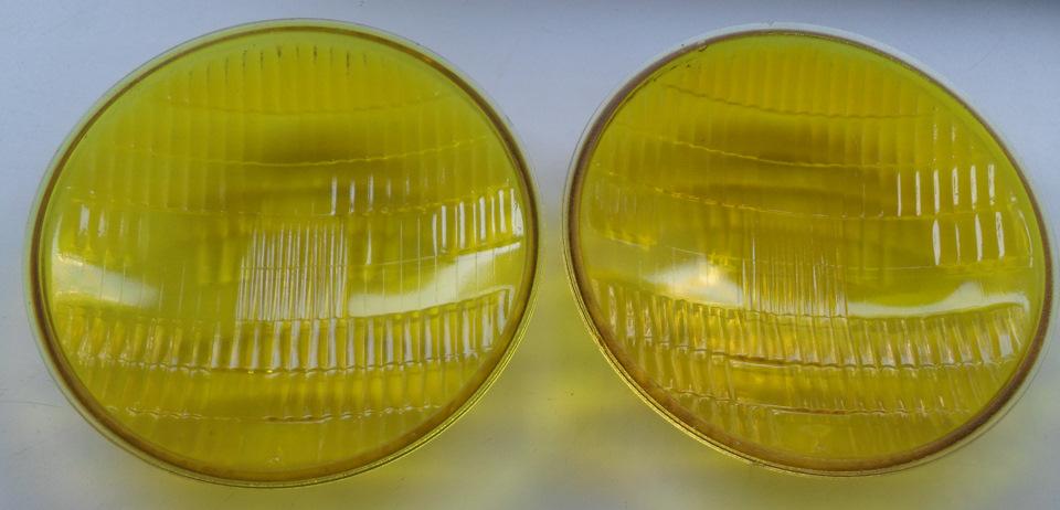 Как сделать жёлтое стекло