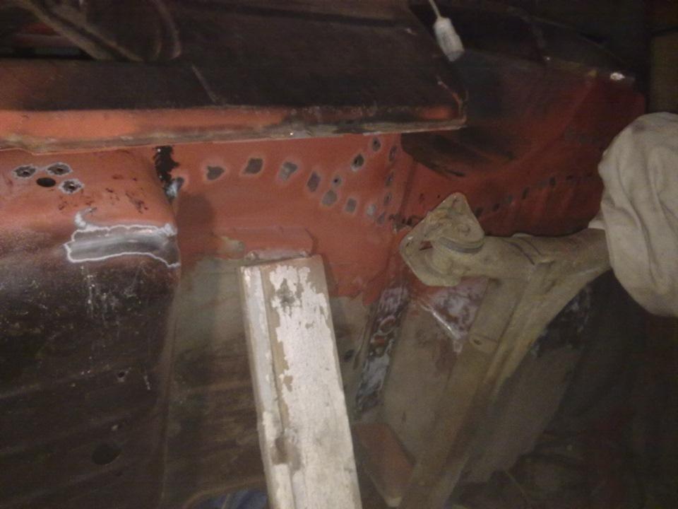 be49668s 960 - Лонжерон ваз 2109 - ремонт, замена