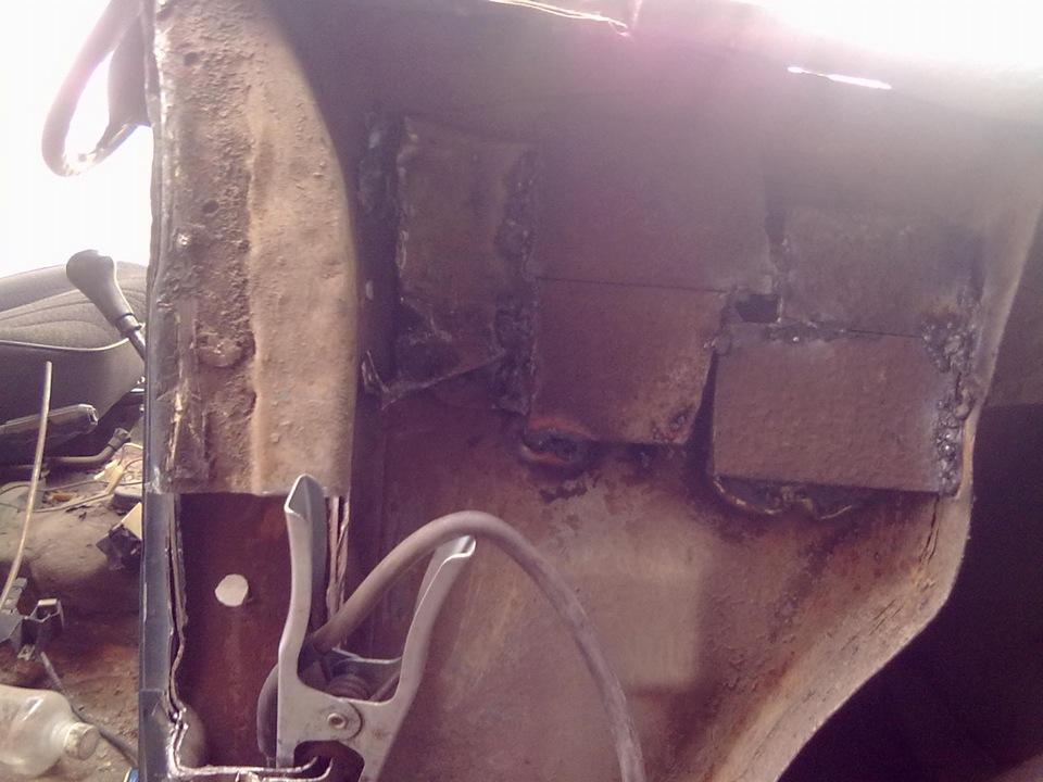 Ламбо двери на ваз 2105