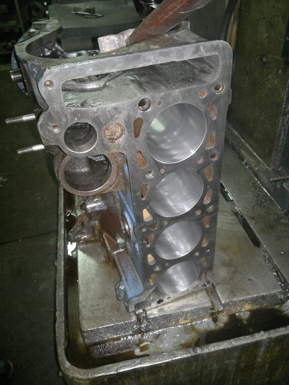 Ваз 2106 капремонт двигателя своими руками 17