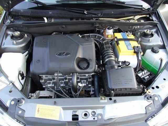 двигатель калины 1.4 16 клапанный фото